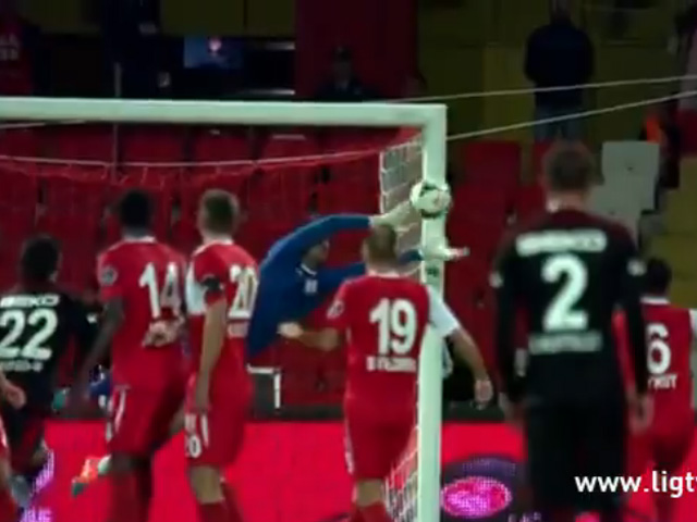 Balıkesirspor - Beşiktaş Geniş Maç Özeti ve Golleri