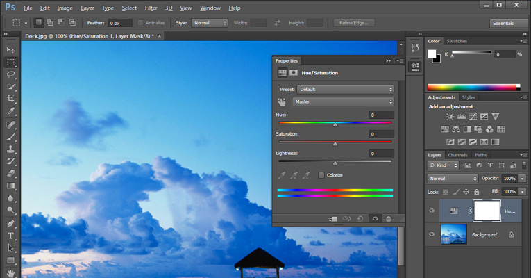 Adobe Photoshop CS6 Türkçe Dersleri
