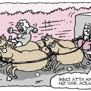 Yiğit Özgür Karikatürleri 118