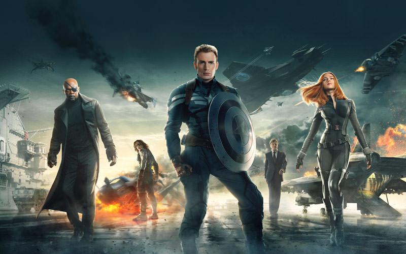 Captain America: The Winter Soldier - Kaptan Amerika: Kış Askeri (2014) Aksiyon Filmi