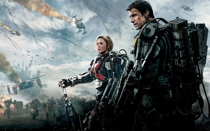 Edge of Tomorrow - Yarının Sınırında (2014) Bilimkurgu Film