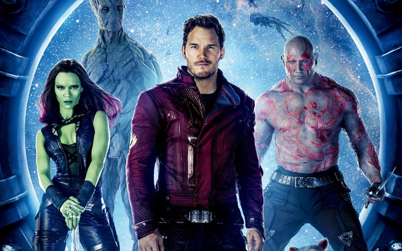Guardians Of The Galaxy - Galaksinin Koruyucuları (2014) Bilimkurgu Film