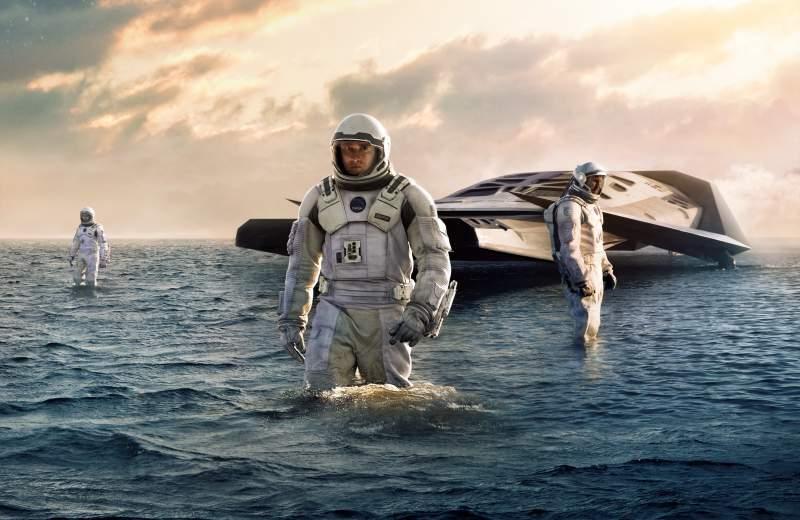 Interstellar - Yıldızlararası (2014) Bilimkurgu Film