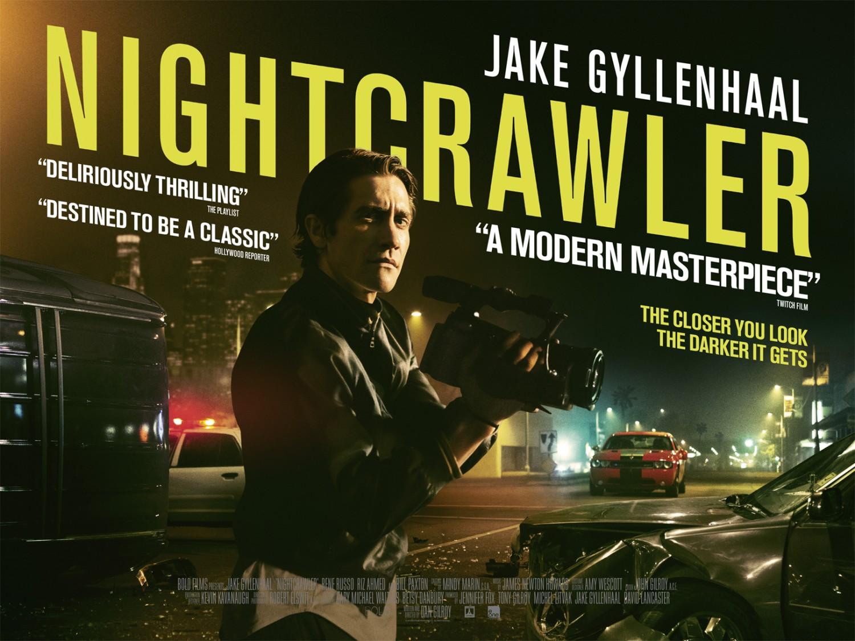 Nightcrawler - Gece Vurgunu (2014) Cinayet Filmi