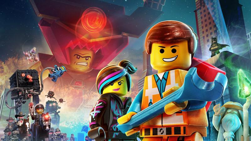 The Lego Movie - Lego Filmi (2014) Animasyon Filmi