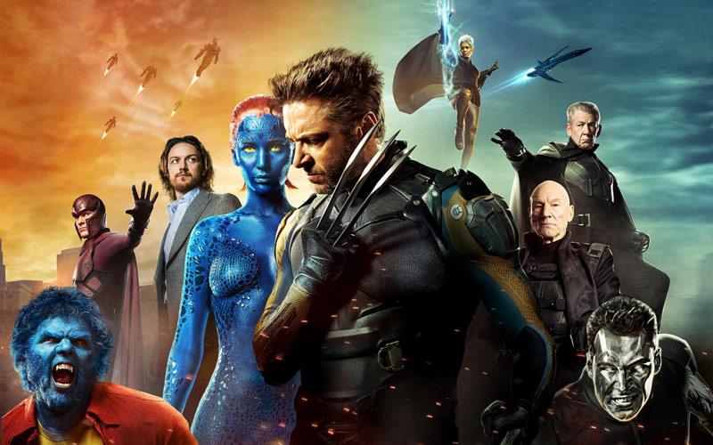X-Men: Days of Future Past - X-Men Geçmiş Günler Gelecek (2014) Aksiyon Filmi