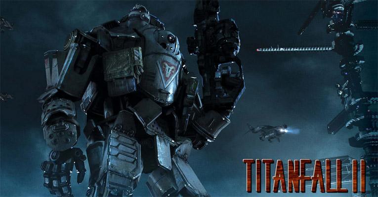 Titanfall 2 Oyunu Geliyor