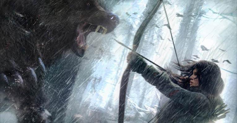 Rise of The Tomb Raider - Oynanış Videosu