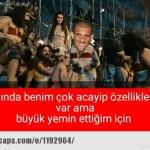 Beşiktaş - Fenerbahçe (3-2) Caps'leri - 11