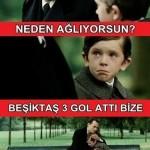 Beşiktaş - Fenerbahçe (3-2) Caps'leri - 13