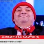 Beşiktaş - Fenerbahçe (3-2) Caps'leri - 17