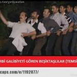 Beşiktaş - Fenerbahçe (3-2) Caps'leri - 18