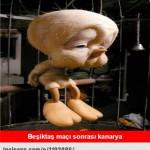 Beşiktaş - Fenerbahçe (3-2) Caps'leri - 21