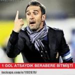 Beşiktaş - Fenerbahçe (3-2) Caps'leri - 25