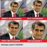Beşiktaş - Fenerbahçe (3-2) Caps'leri - 7