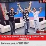 Beşiktaş - Fenerbahçe (3-2) Caps'leri - 8