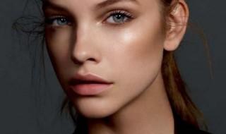 Işıltılı Yüz Makyajı