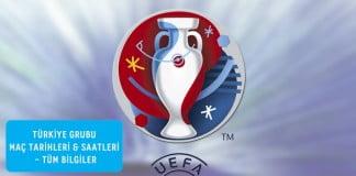 Euro 2016 Türkiye Grubu (D) Maç Tarihleri ve Saatleri