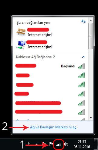 DNS Değiştirme (Resimli)